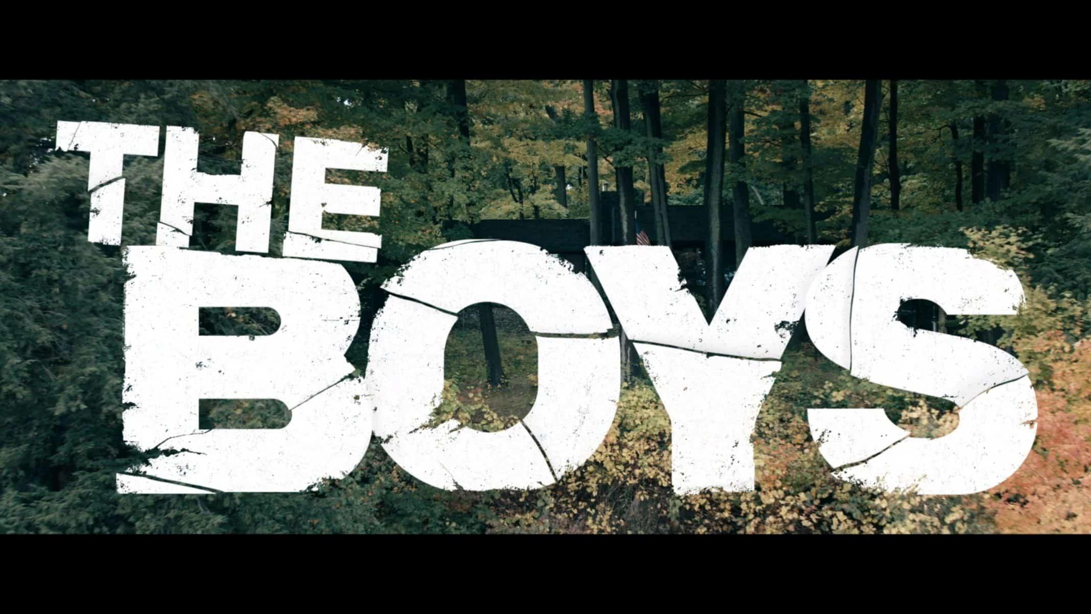 Title Card - The Boys Season 2 Episode 7