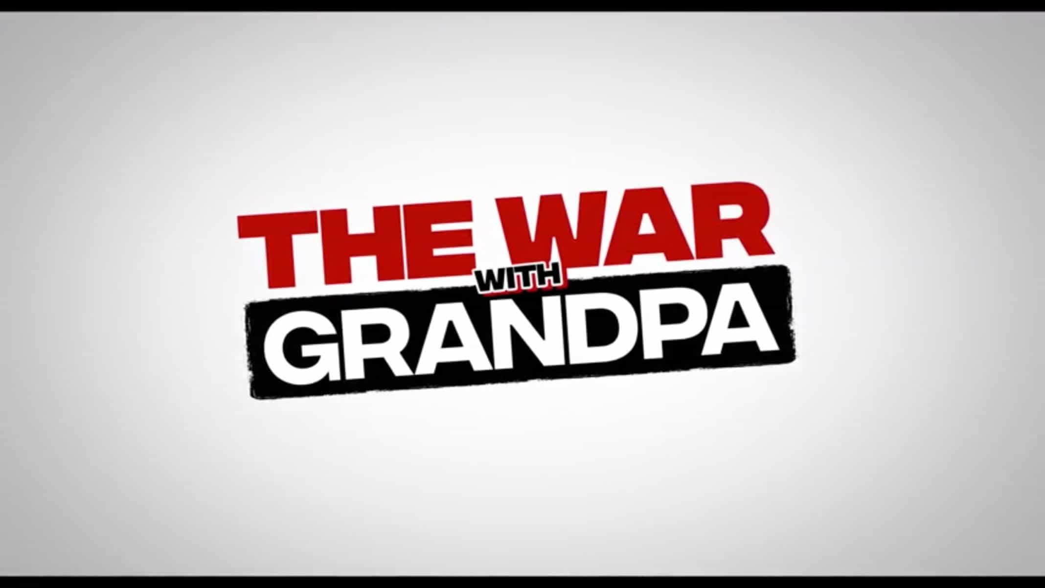 Title Card - The War With Grandpa