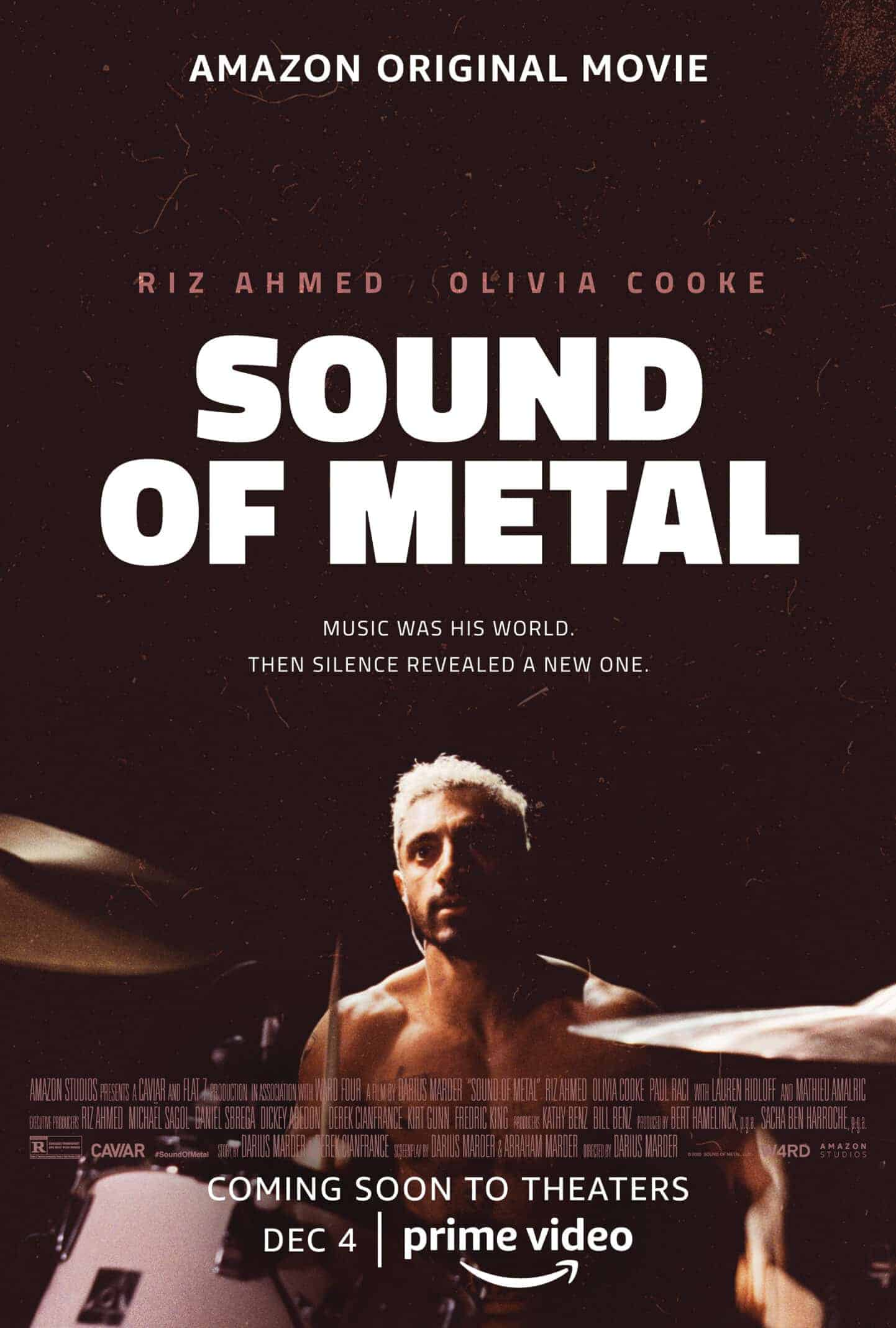 Movie Poster - Sound of Metal