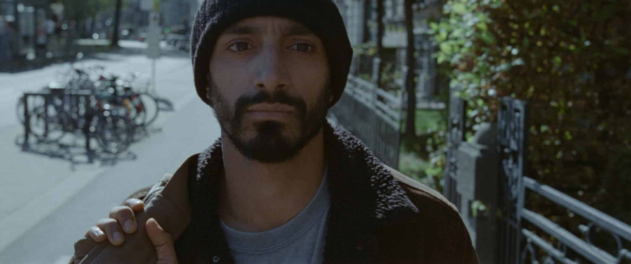Ruben played by Riz Ahmed