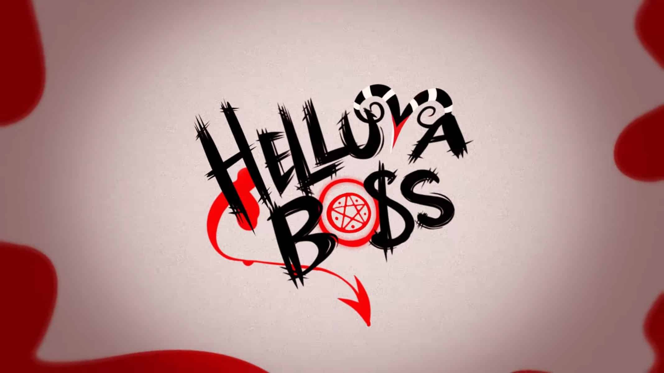 Title Card - Helluva Boss Season 1 Episode 1 Murder Family [Premiere]