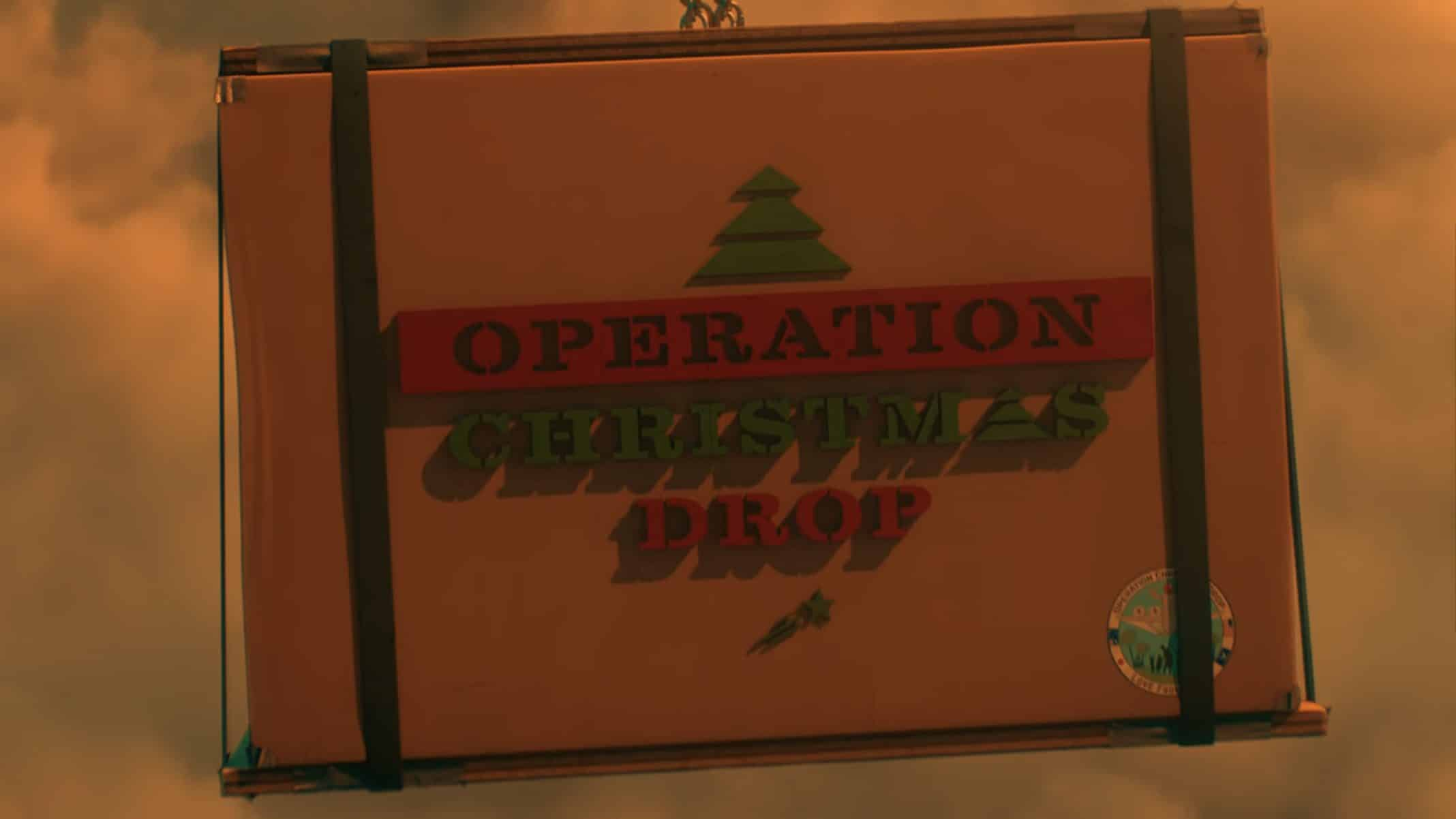 Title Card - Operation Christmas Drop (2020)