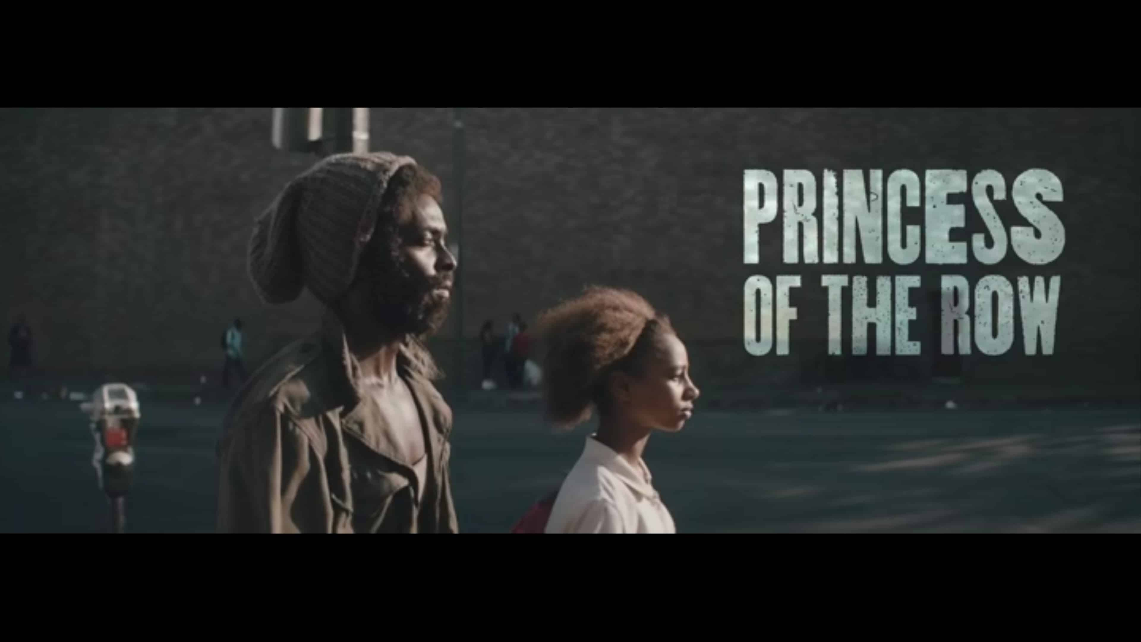Title Card - Princess of the Row