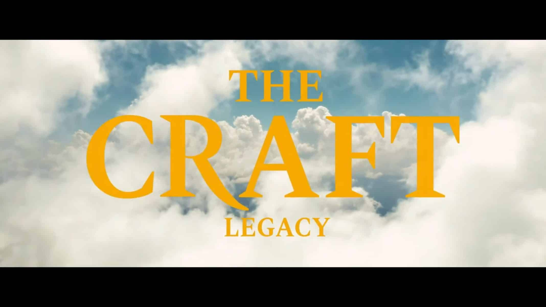 Title Card - The Craft Legacy (2020)