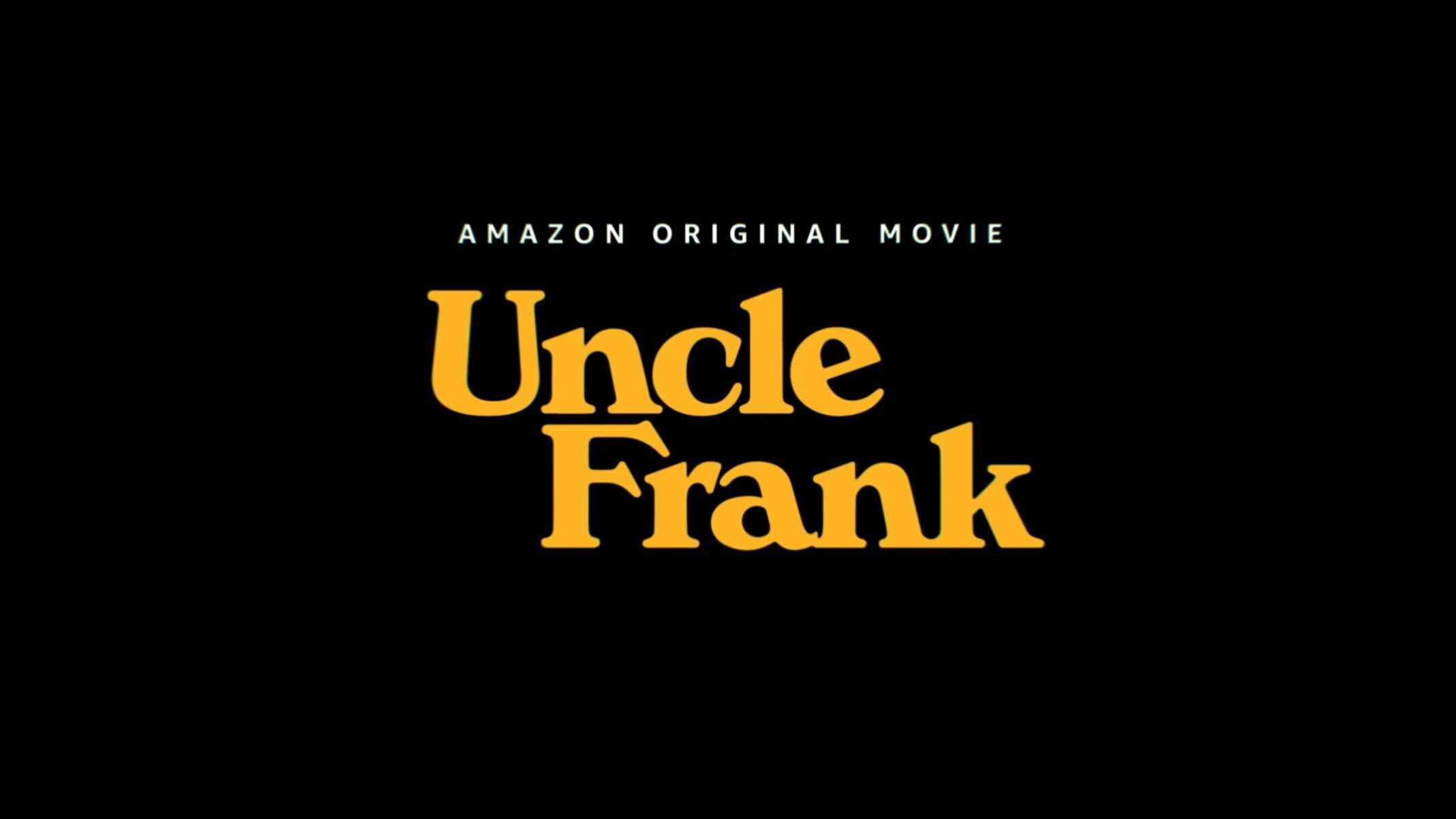 Title Card - Uncle Frank (2020)