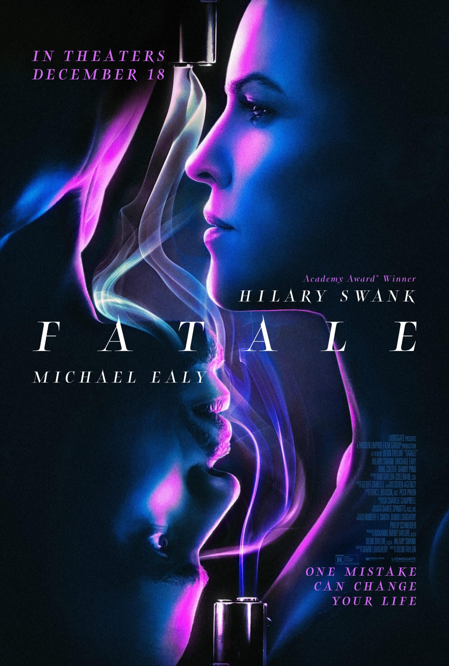 Movie Poster - Fatale (2020)