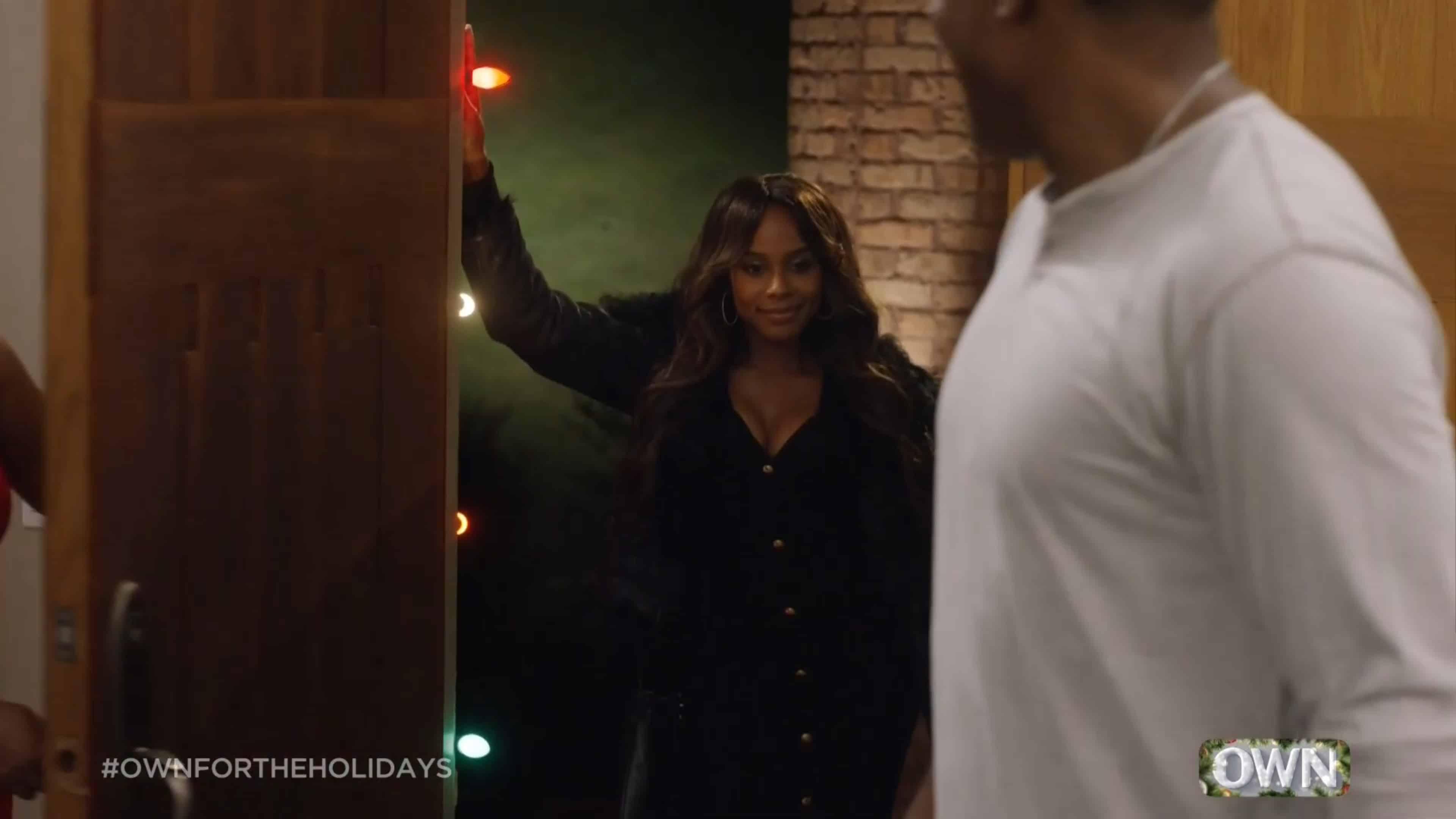 Shavonne (Marquita Tenaya Goings) making an entrance
