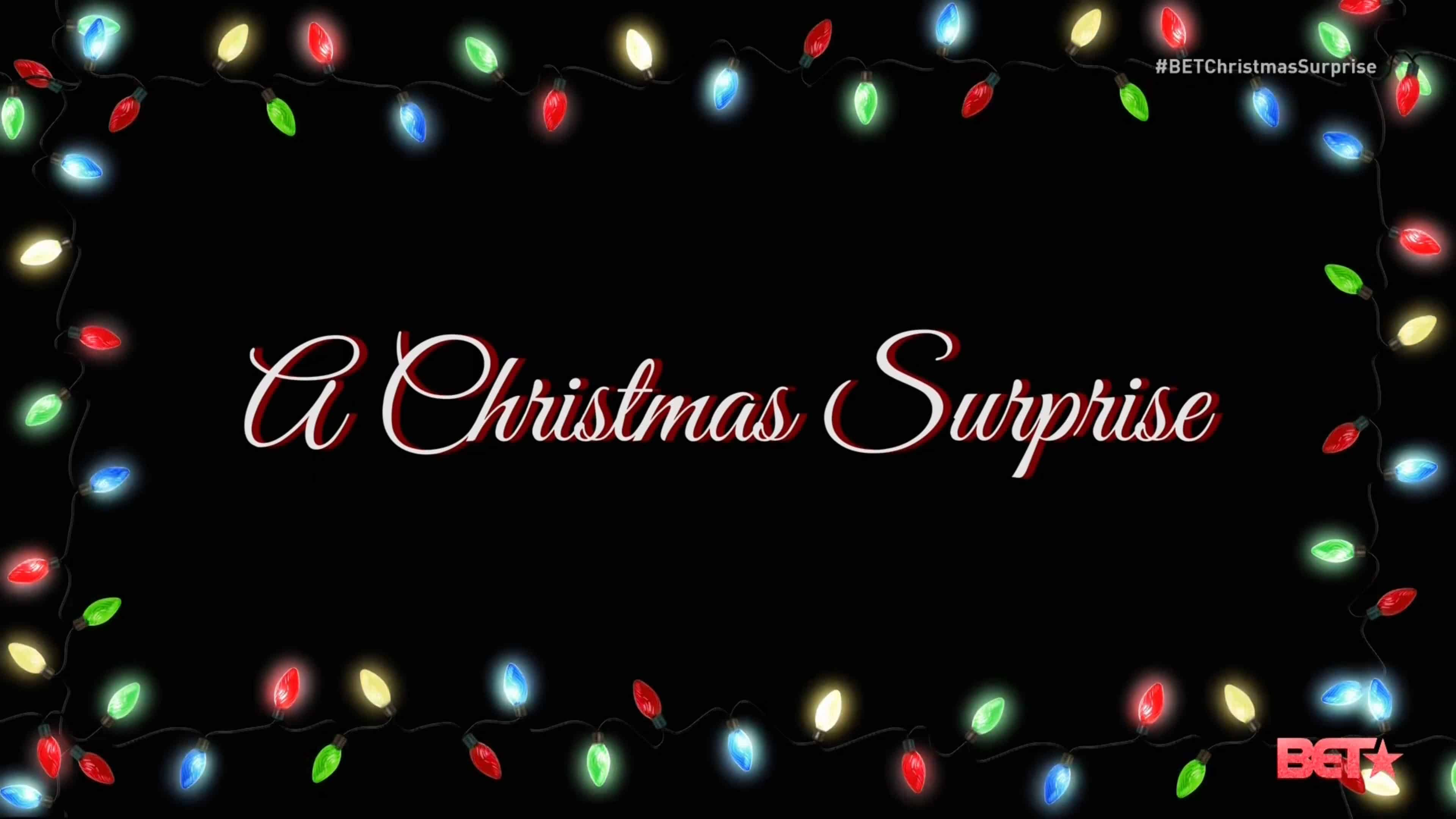 Title Card - A Christmas Surprise