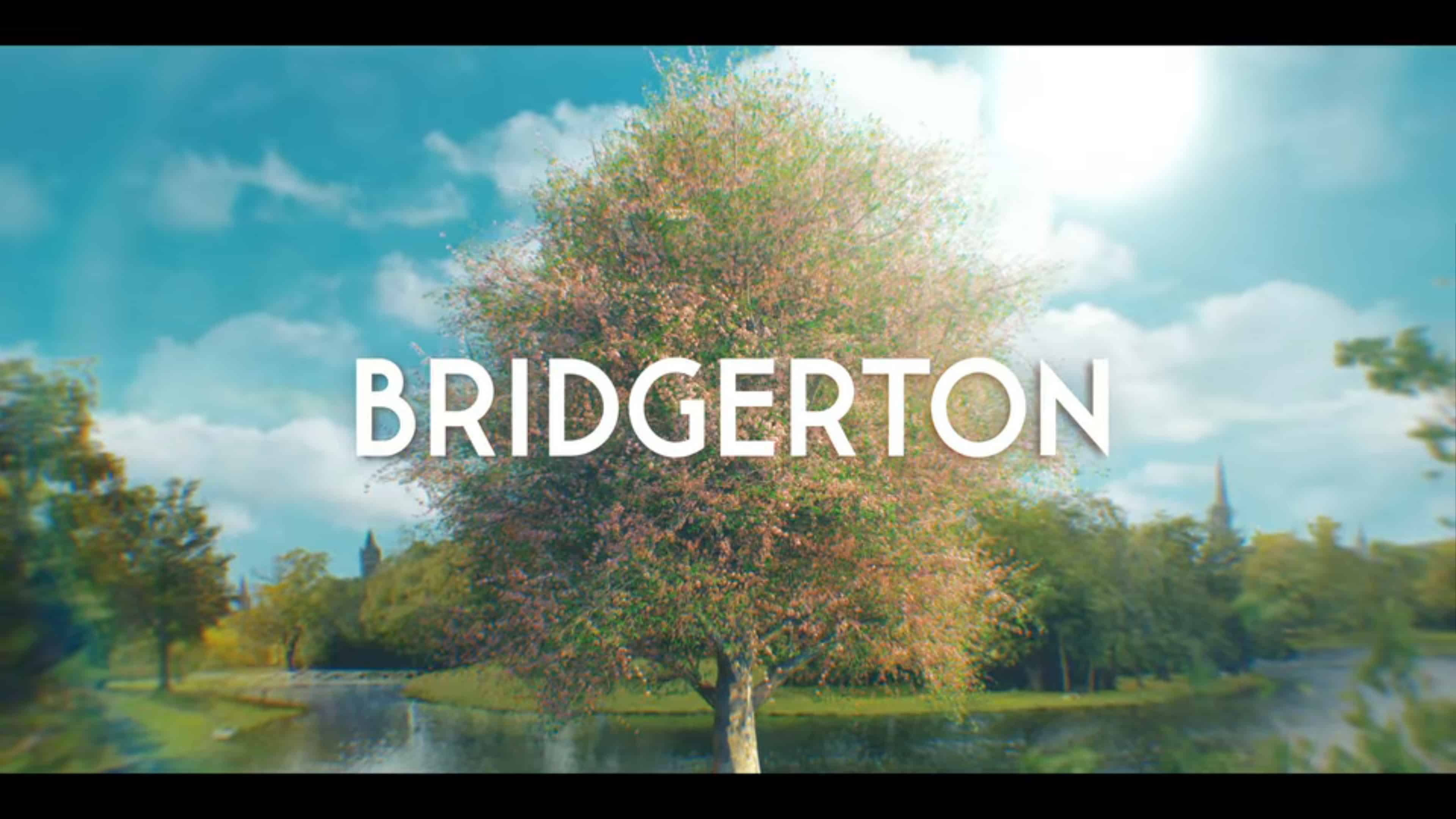 Title Card - Bridgerton Season 1 Episode 1 Diamond of the First Water [Series Premiere]
