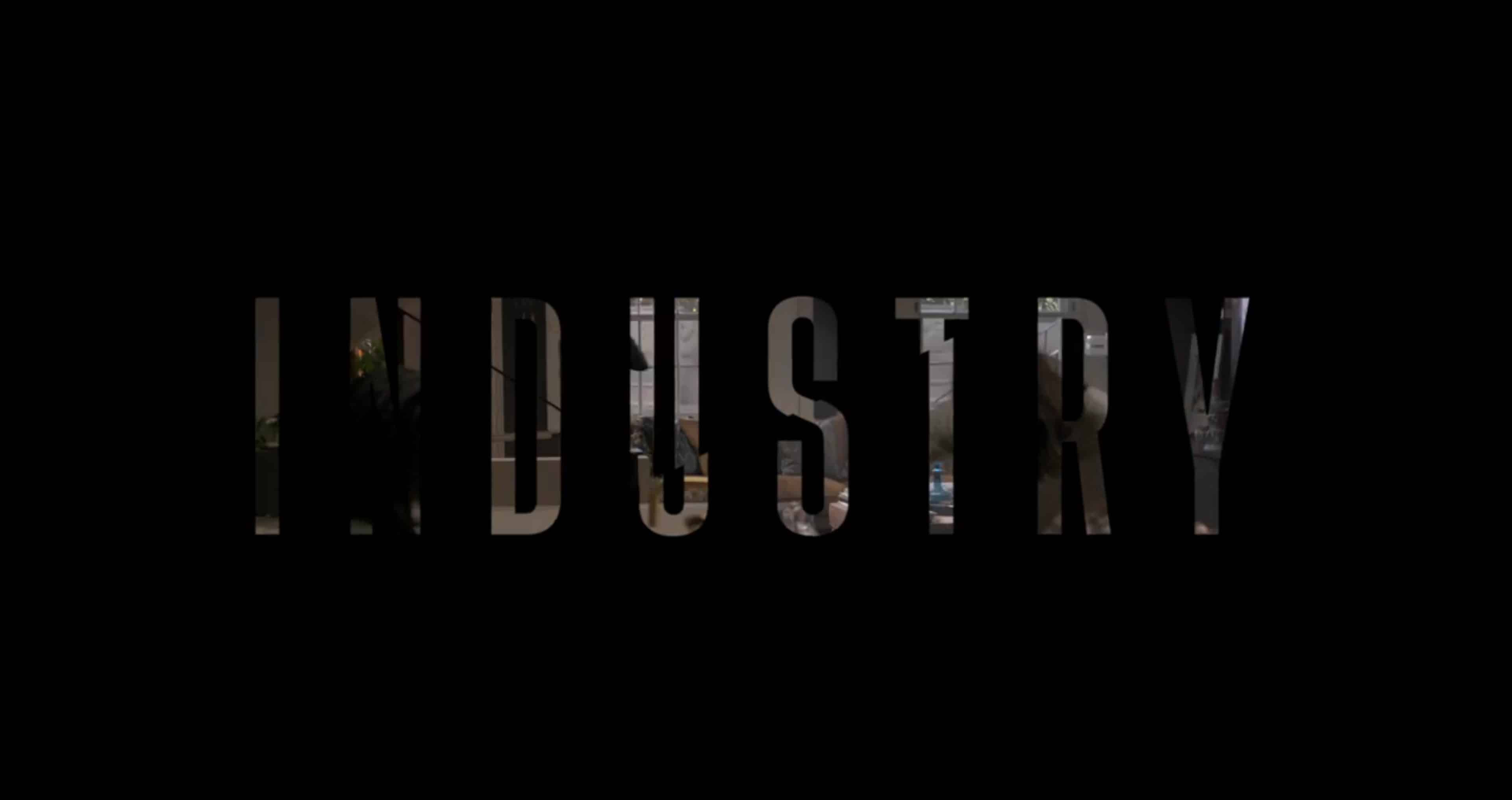 Title Card from the season 1, eighth episode of Industry