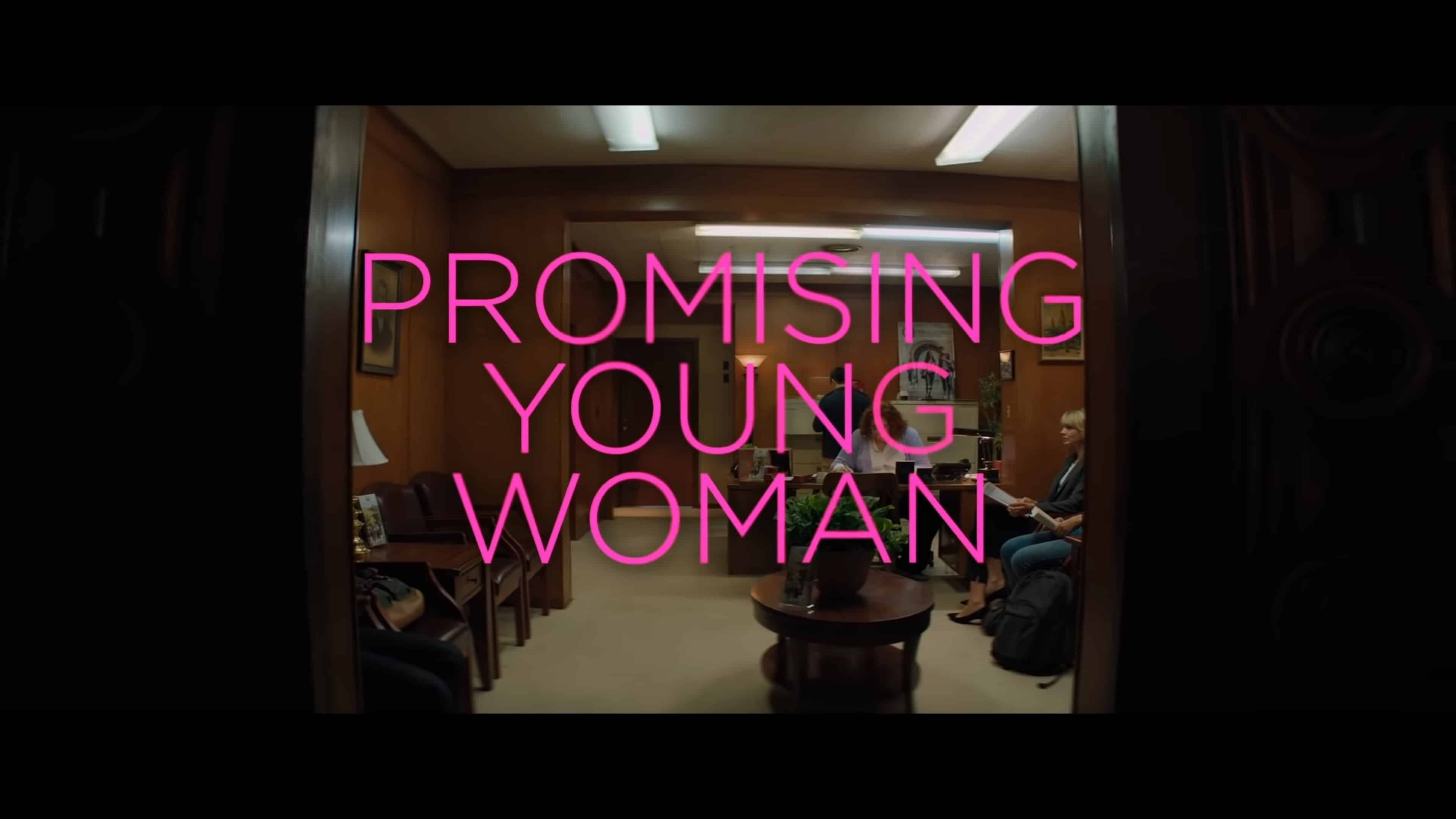 Title Card - Promising Young Woman