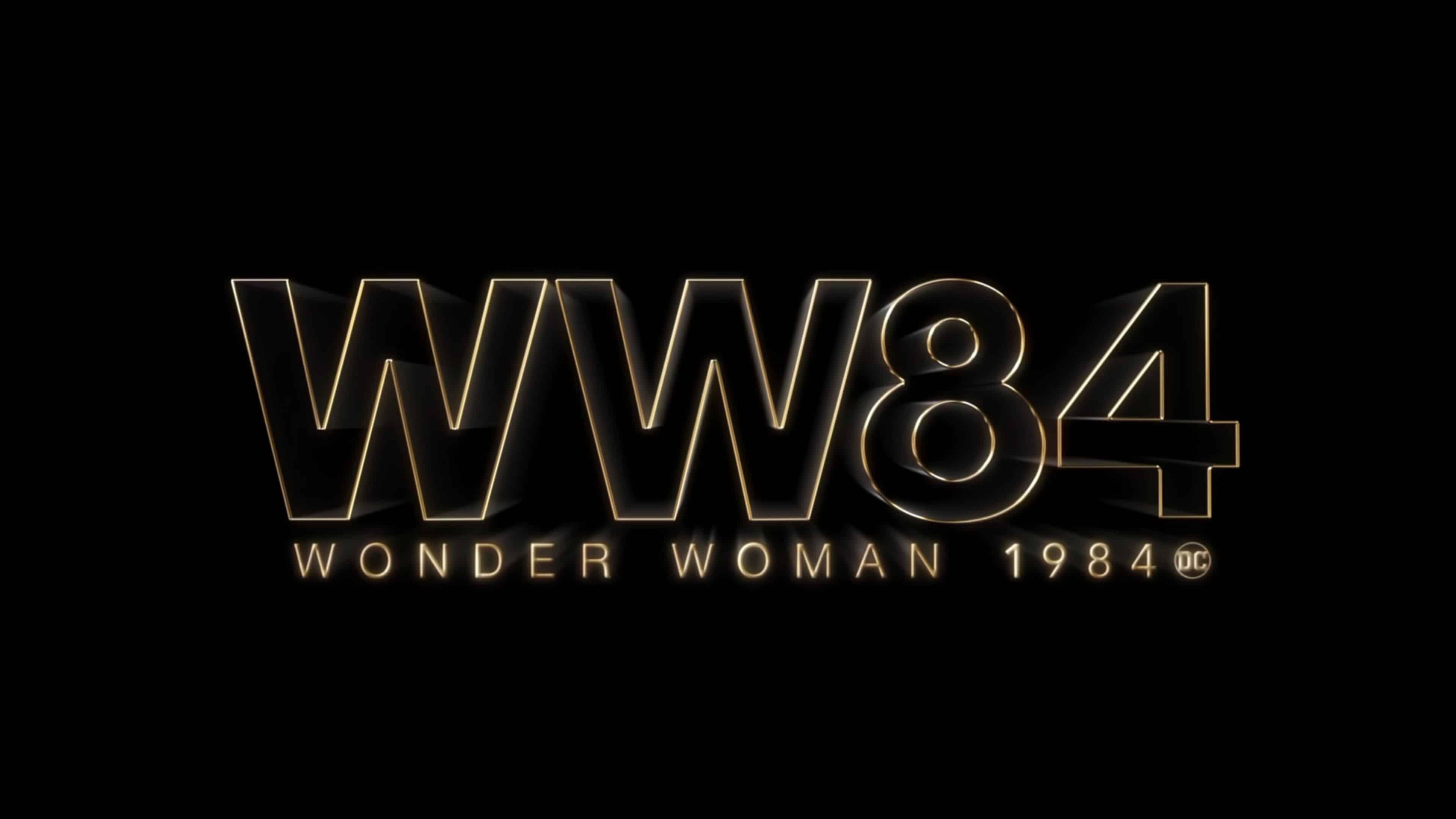 Title Card - Wonder Woman 1984