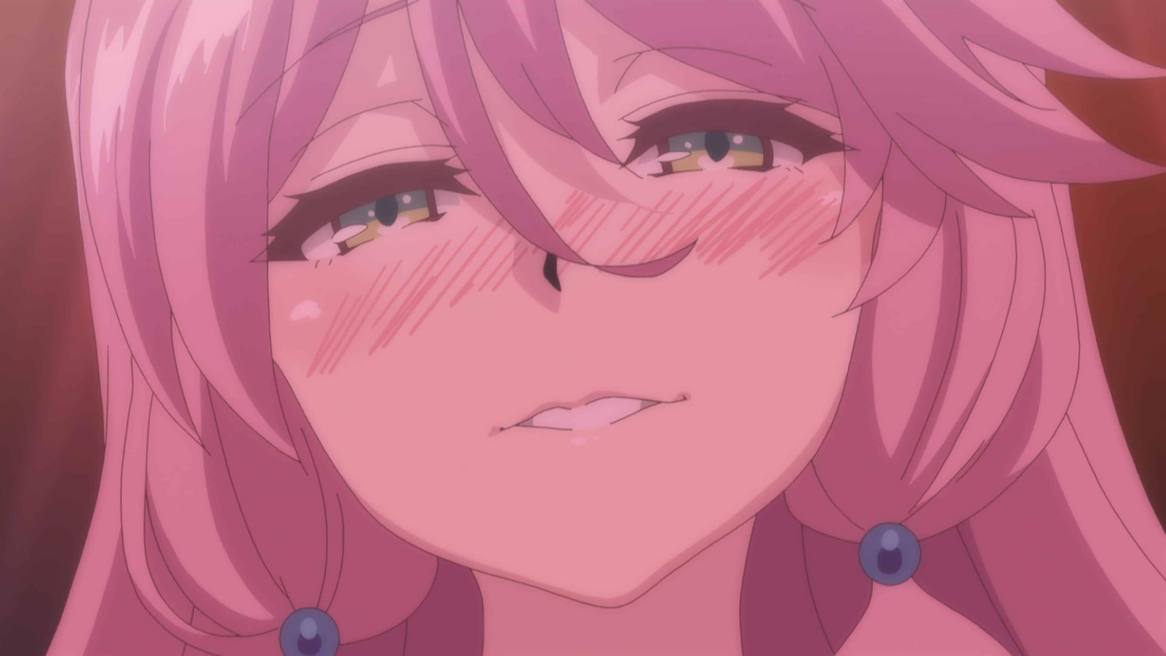 Flare being pleasured by Keyaru