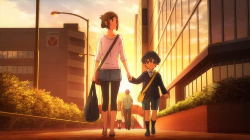 Hori and Sota walking together