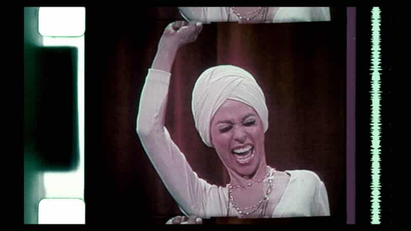 Rita Moreno Winning Her Tony Rita Moreno Just a Girl Who Decided to Go for It