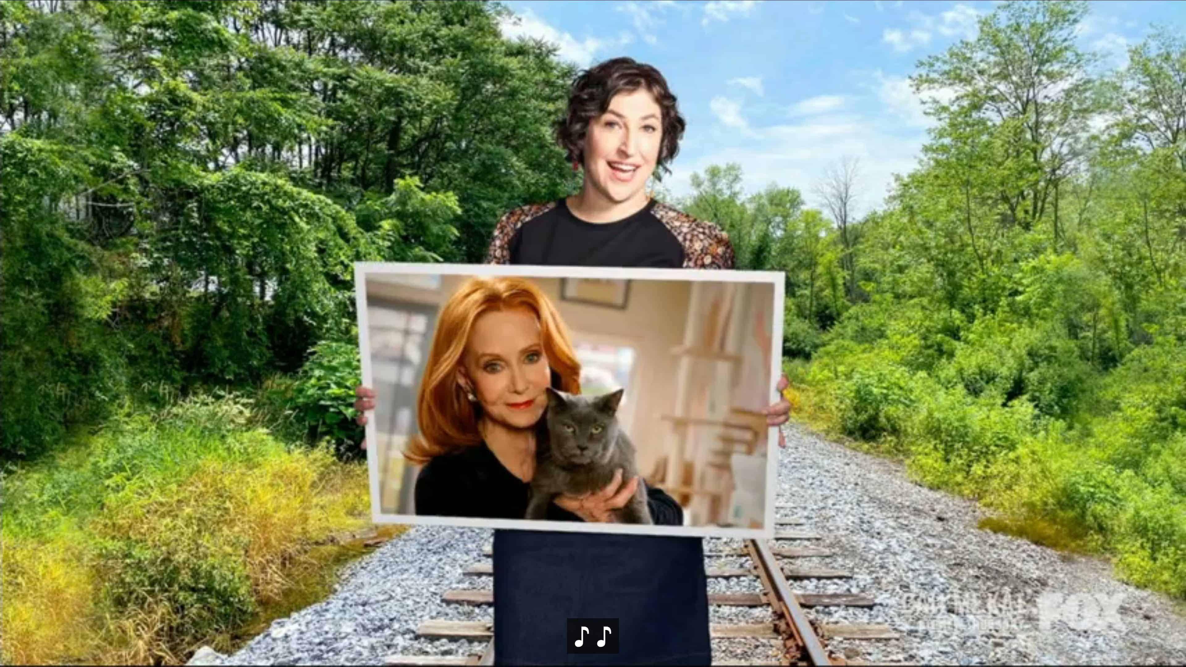 Sheila (Swoosie Kurtz) on Call me Kat