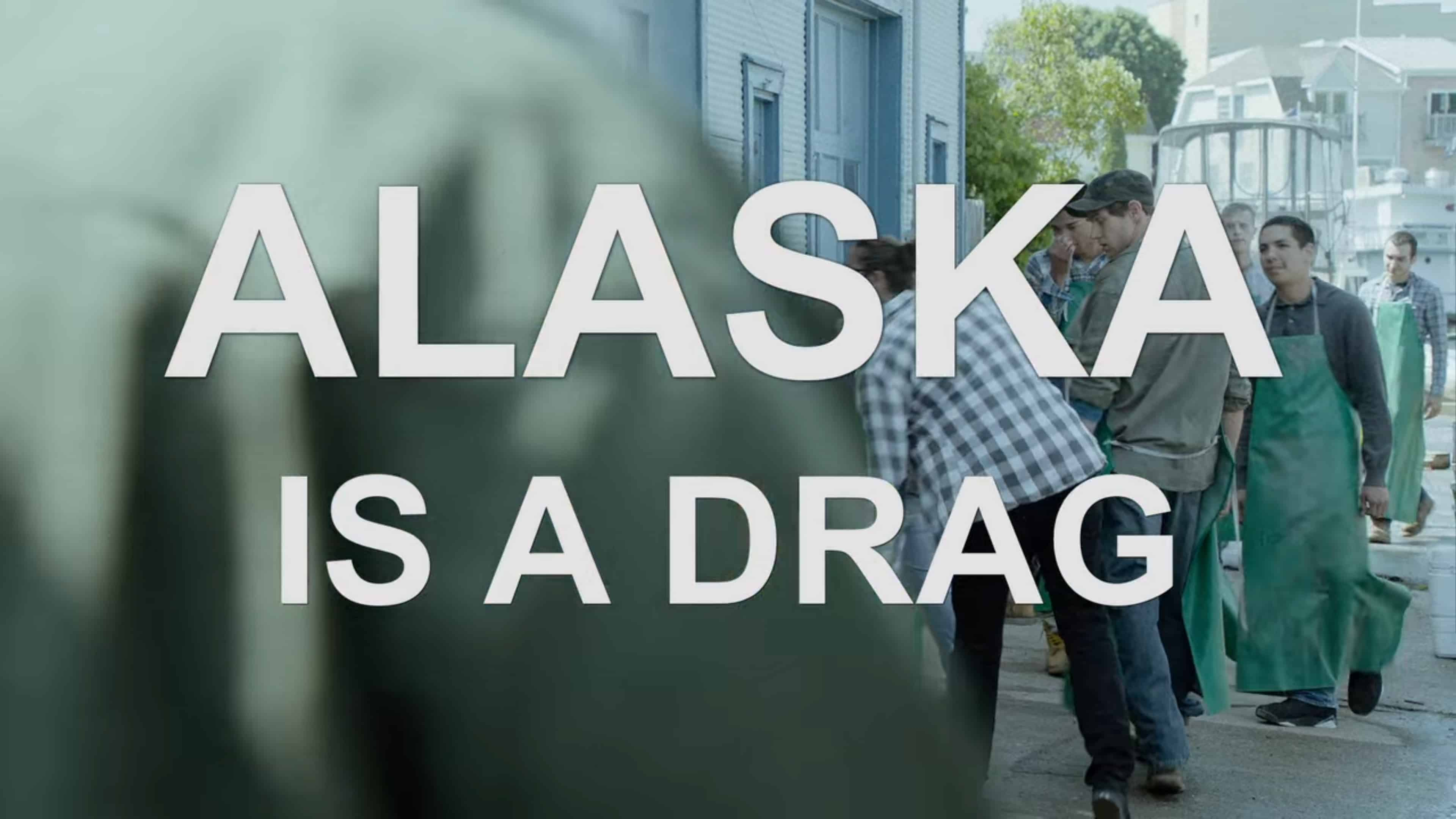 Title Card - Alaska Is A Drag