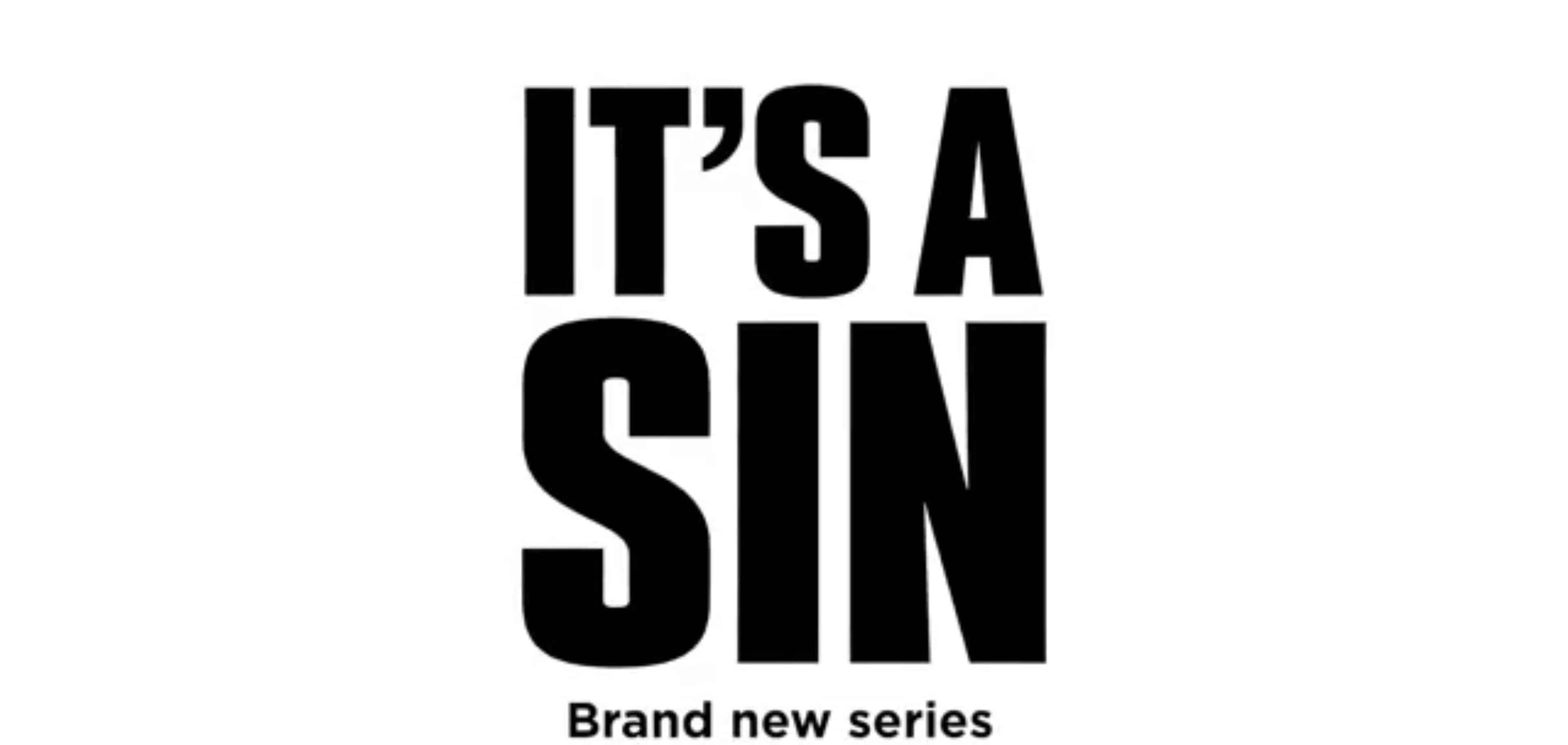 Title Card - It's A Sin Season 1