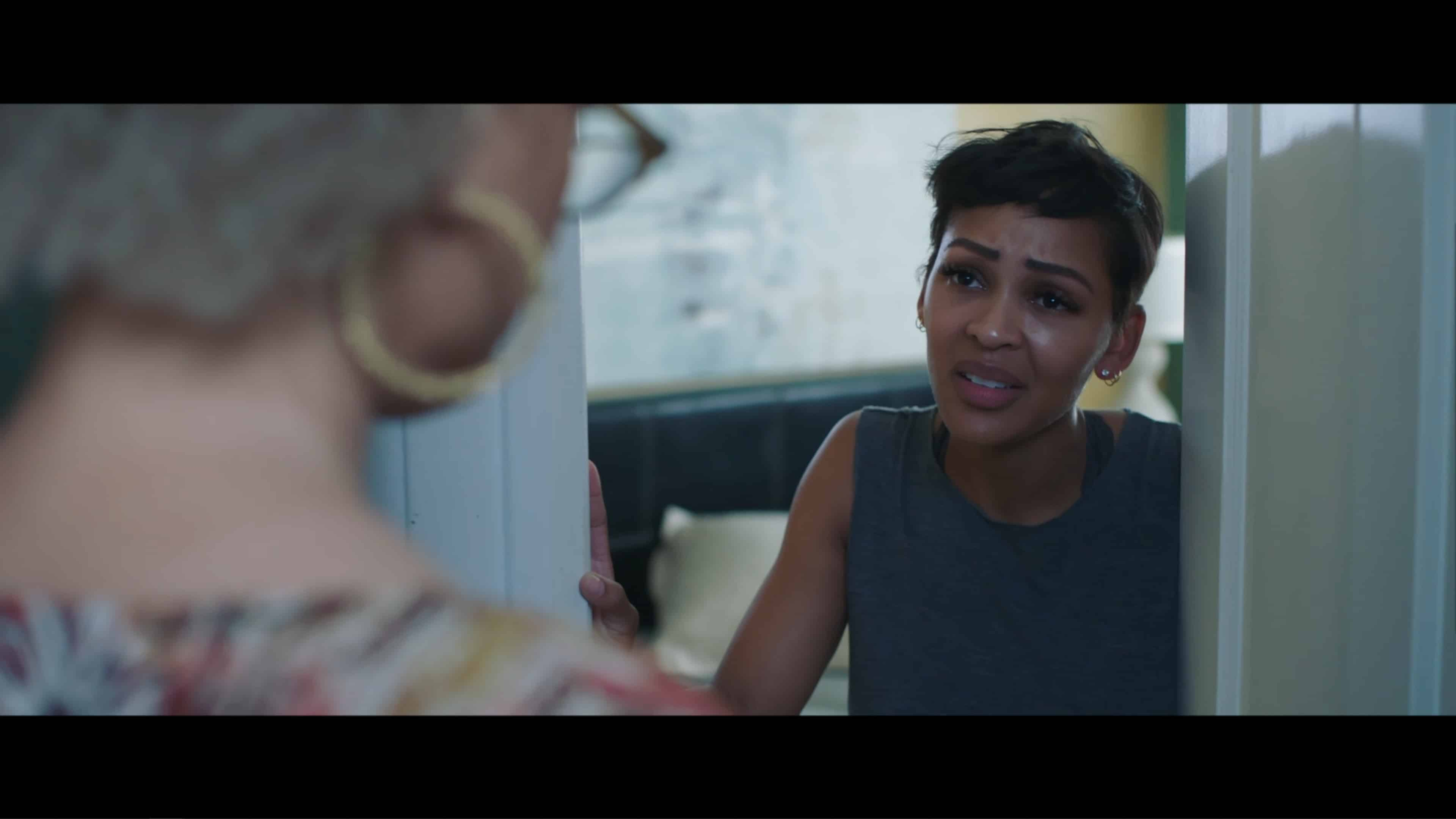 Tyra (Meagan Good) talking to Lorna