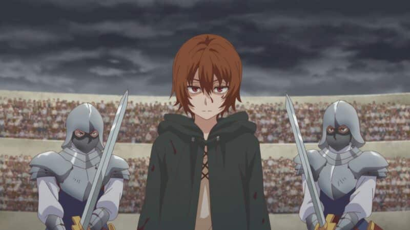Keyarga as people try to kill him