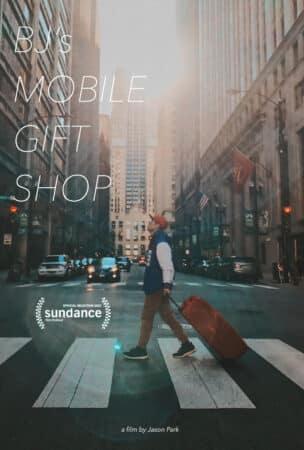 BJ's Mobile Gift Shop - Poster