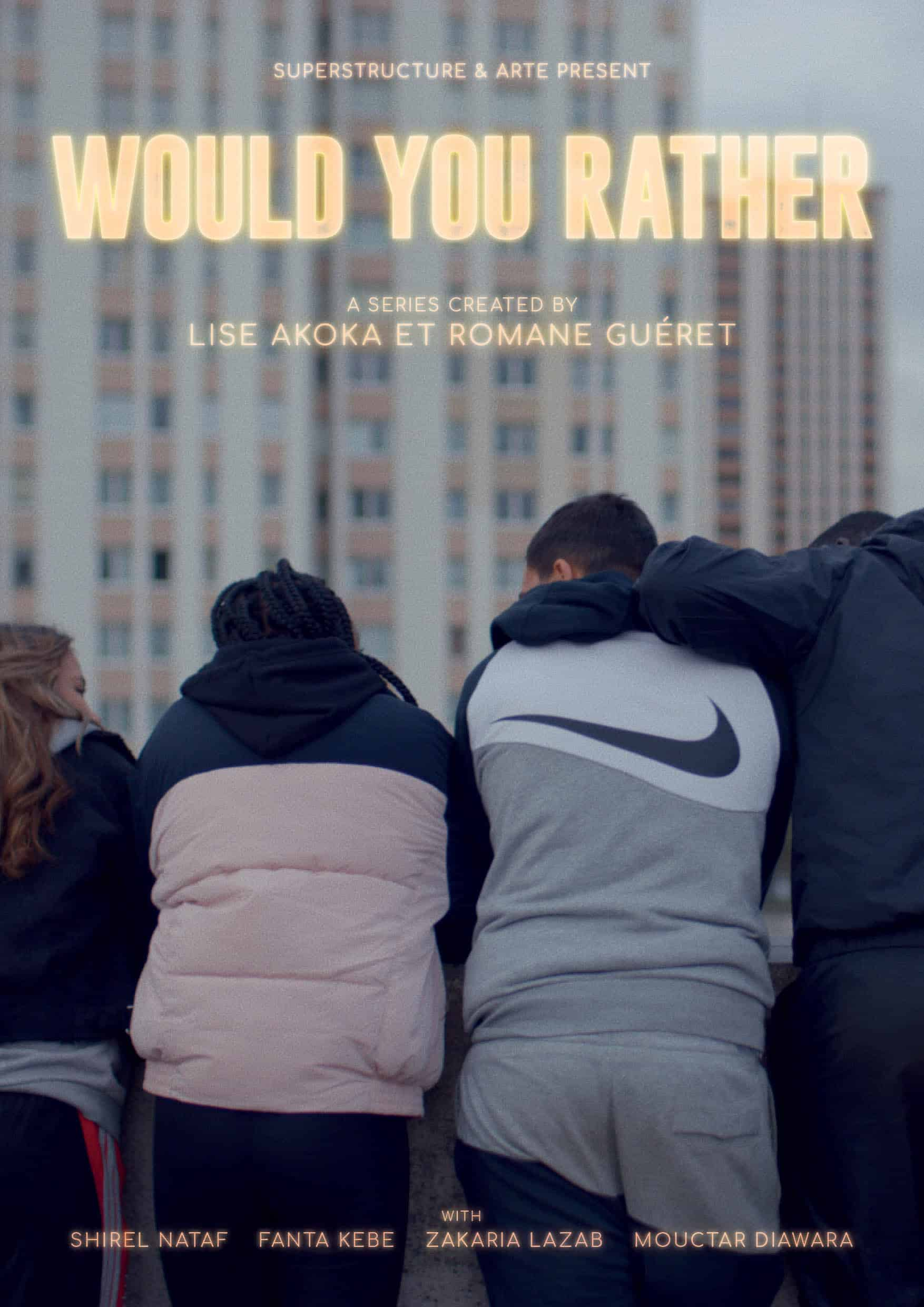 Would You Rather - Poster