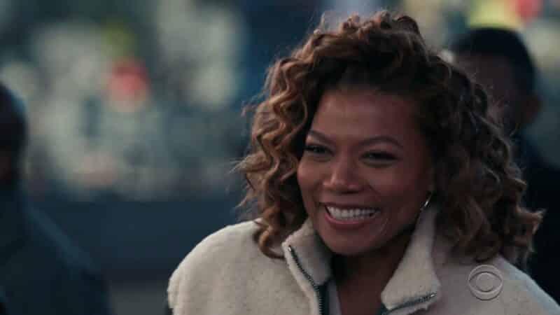 Robyn smiling