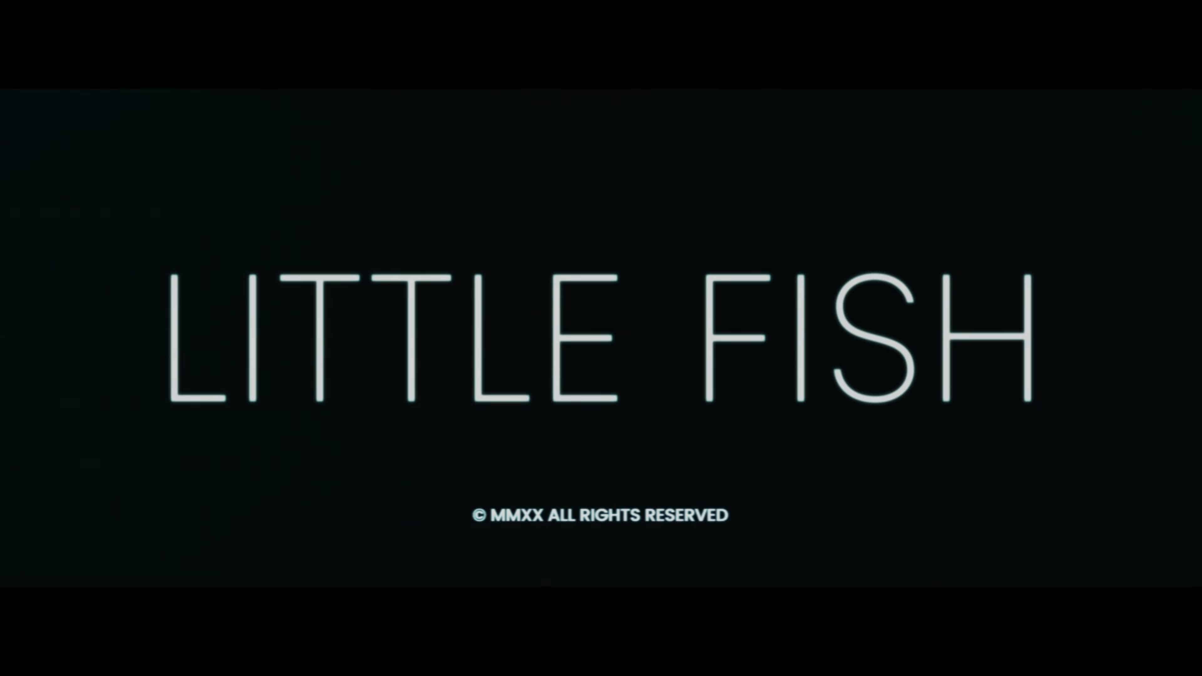 Title Card - Little Fish (2021)