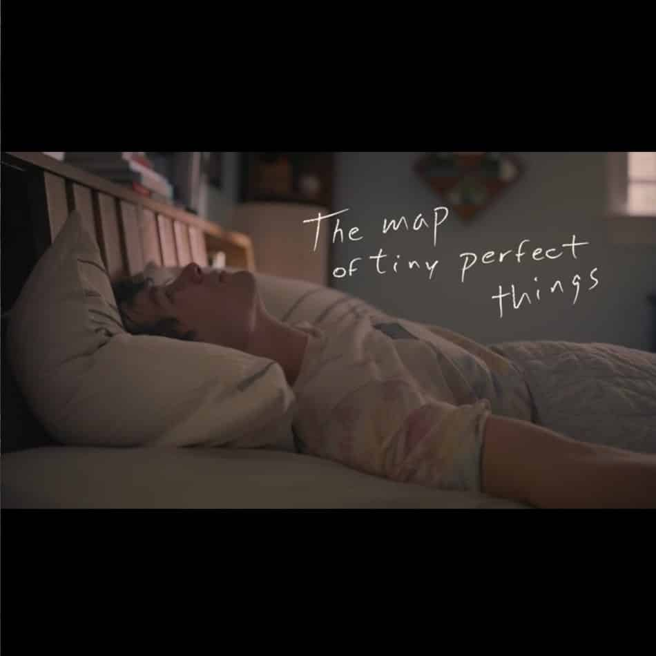 Title Card - The Map of Tiny Perfect Things