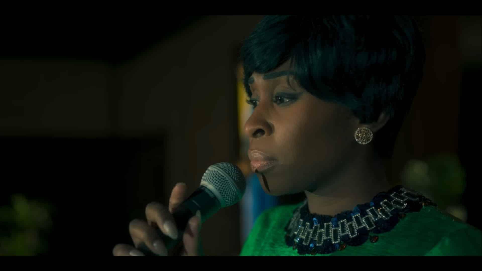 """Aretha Franklin singing Sam Cooke's """"Change Gonna Come"""""""