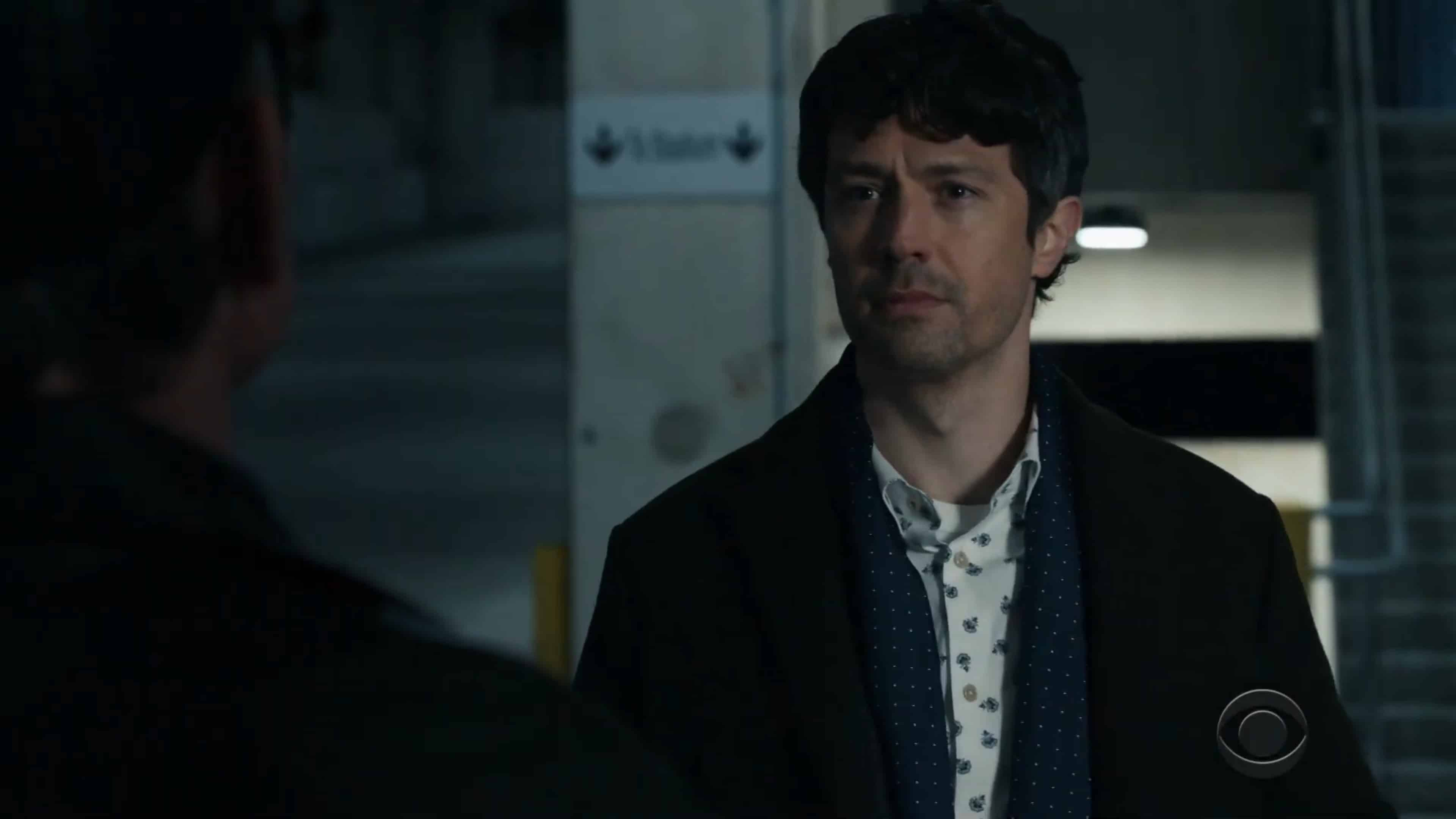 Dorian (Christian Coulson), a pompous egomaniac who discovers a God algorithm that can decrypt any government or organization's system