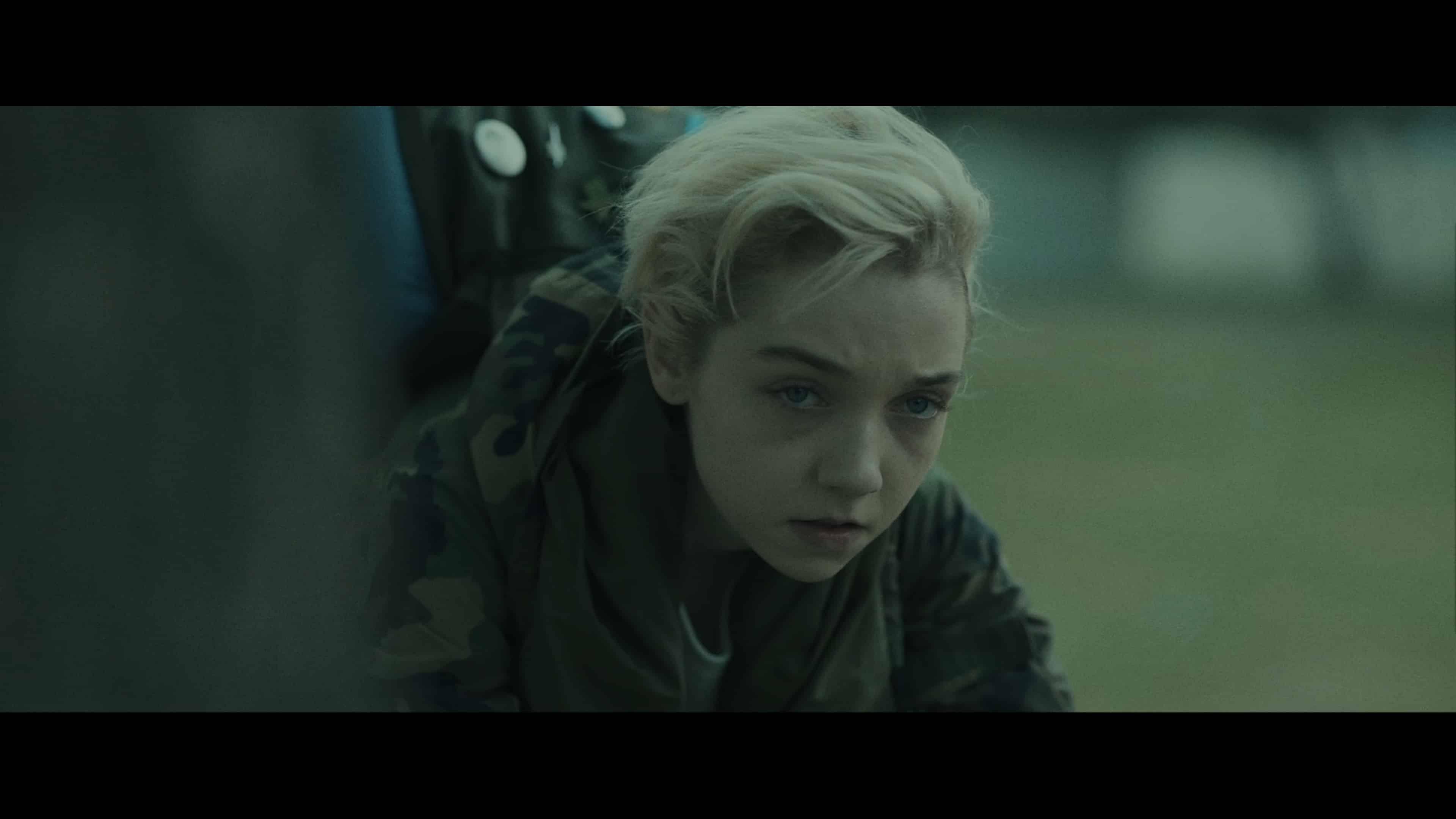Sarah (Julia Sarah Stone) in the movie Come True