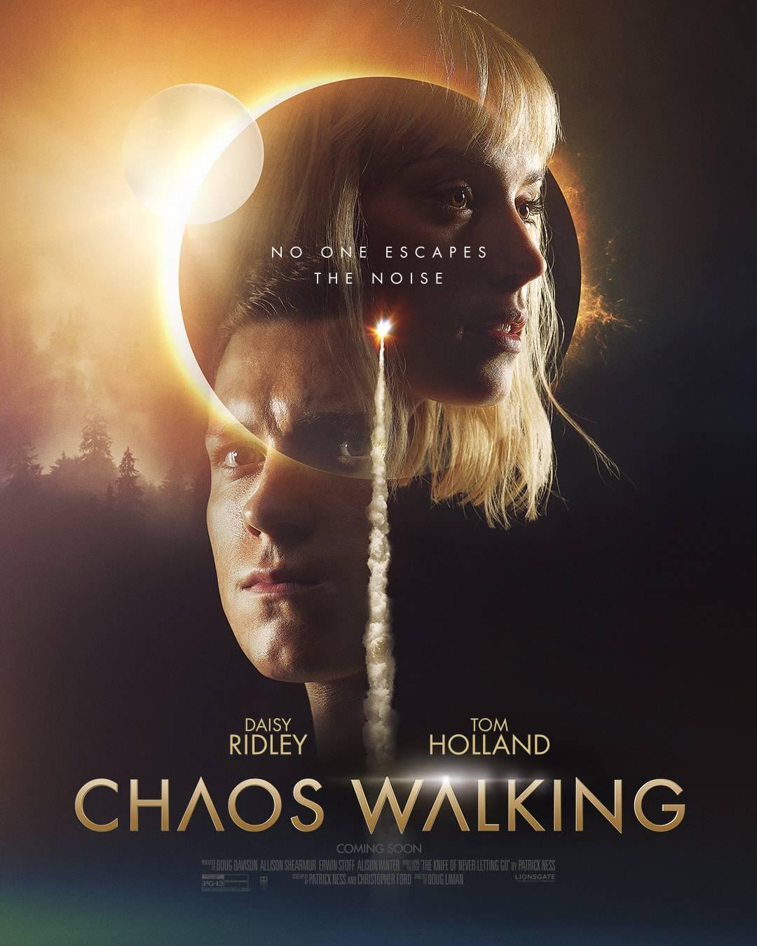 Title Card - Chaos Walking