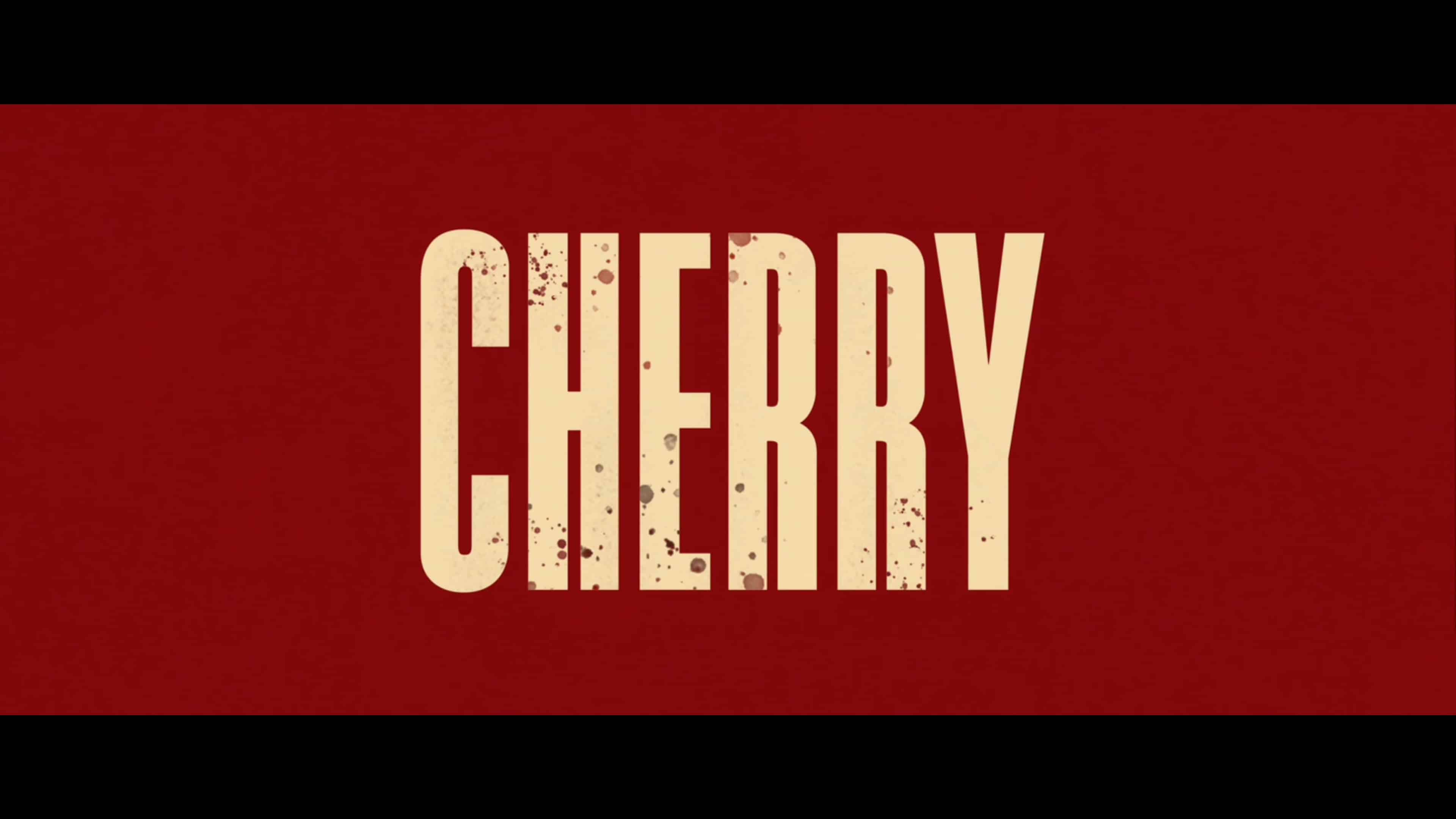 Title Card - Cherry (2021)