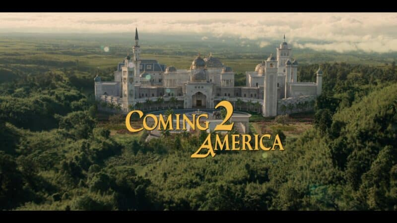 Title Card - Coming 2 America (2021)