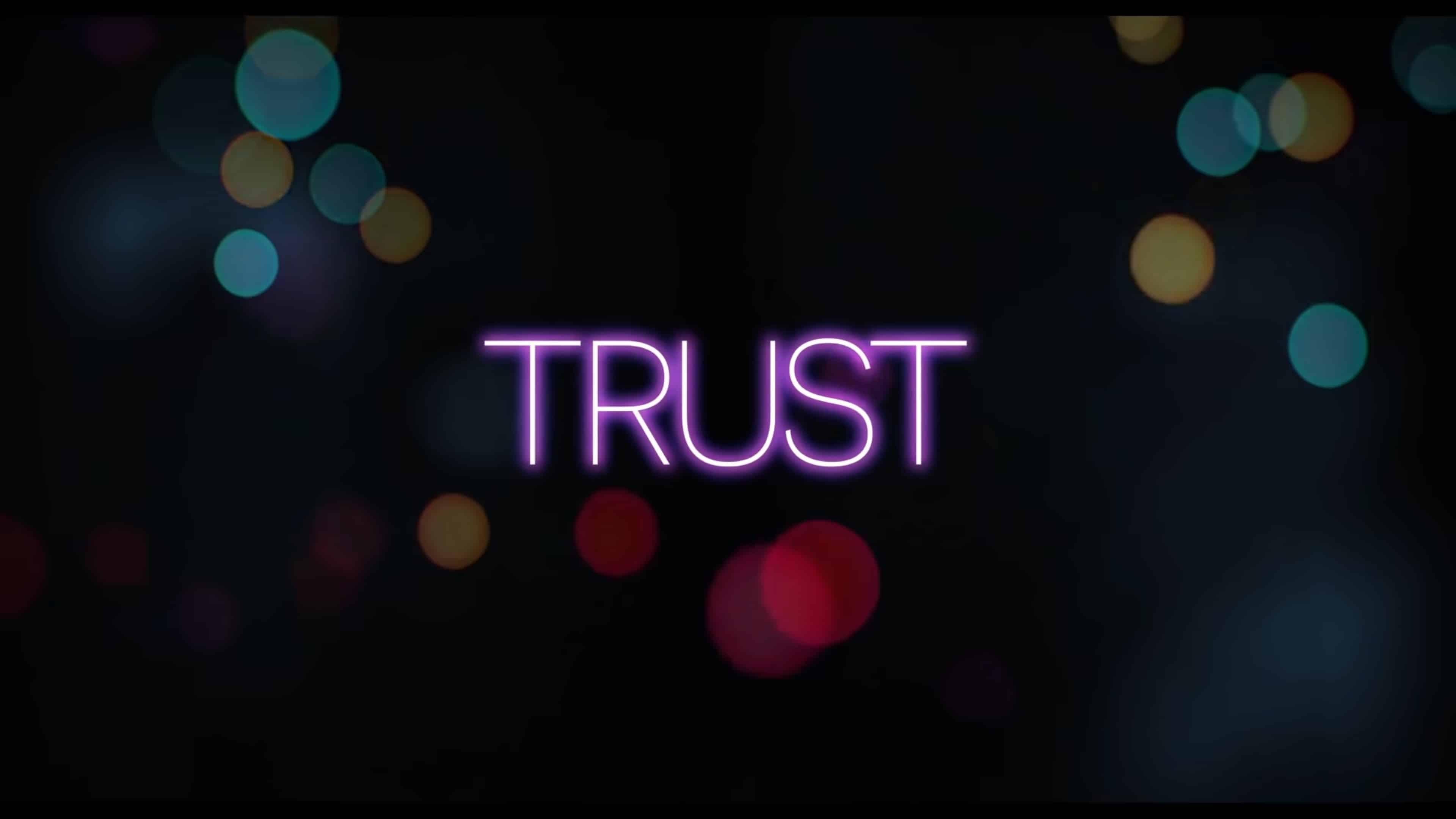 Title Card - Trust (2021)