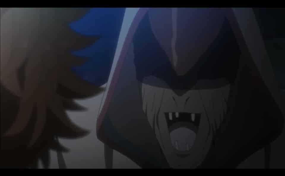 Vylk (Ueda Toshiya) smiling