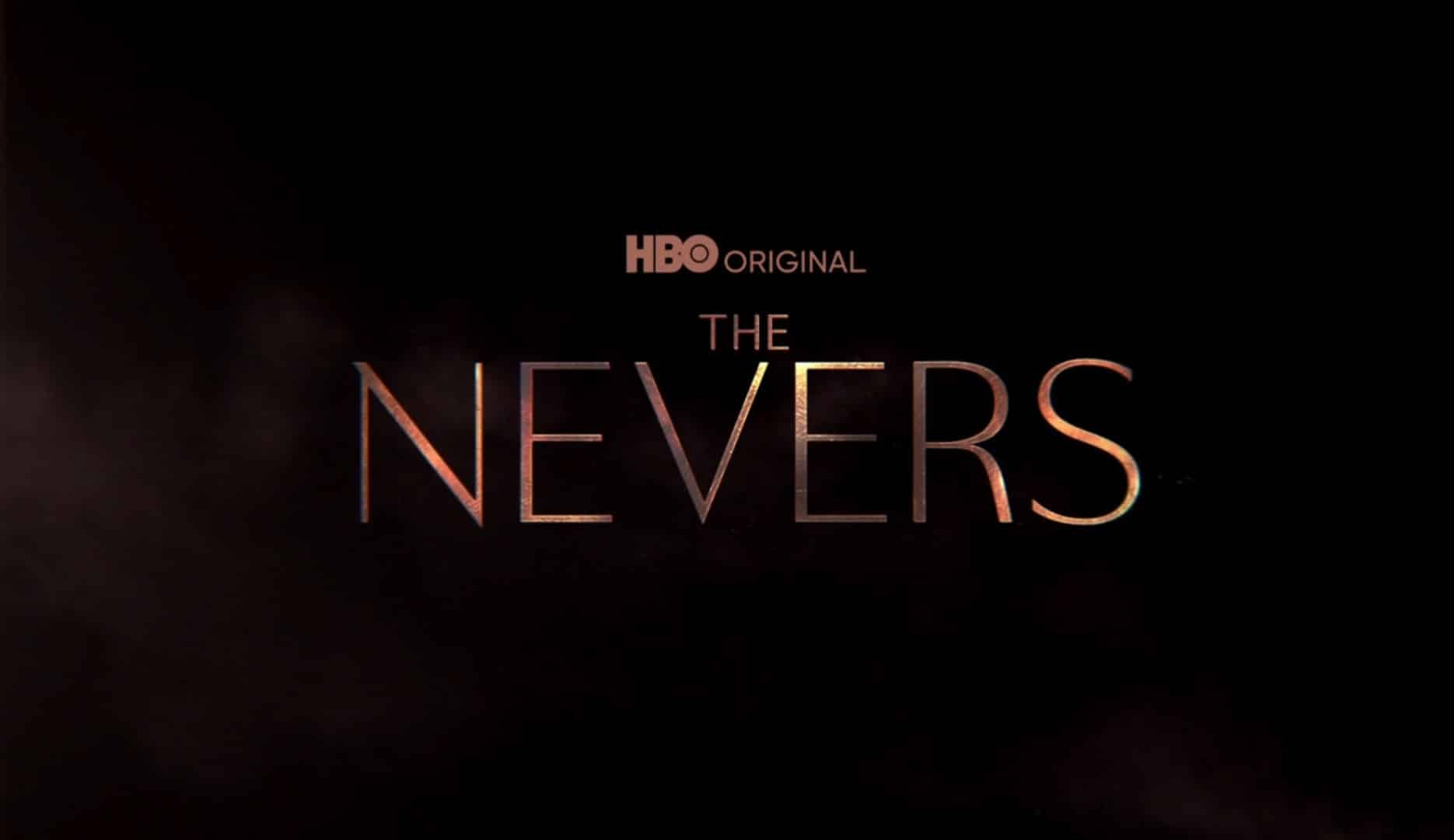 Alternate Title Card for The Nevers