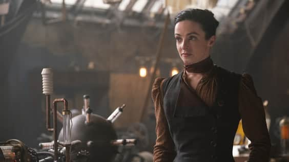 Amaia True (Laura Donnelly) in HBO's The Nevers