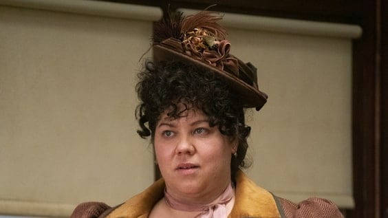 Désireé Blodgett (Ella Smith) in HBO's The Nevers