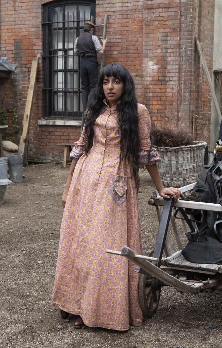 Harriet Kaur (Kiran Sonia Sawar) in HBO's The Nevers