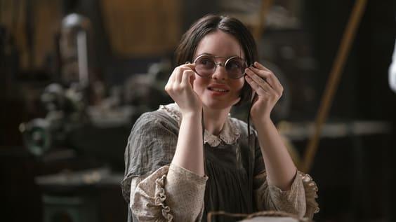 Myrtle Haplisch (Viola Prettejohn) in HBO's The Nevers