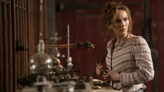 Penance Adair (Ann Skelly) on HBO's The Nevers