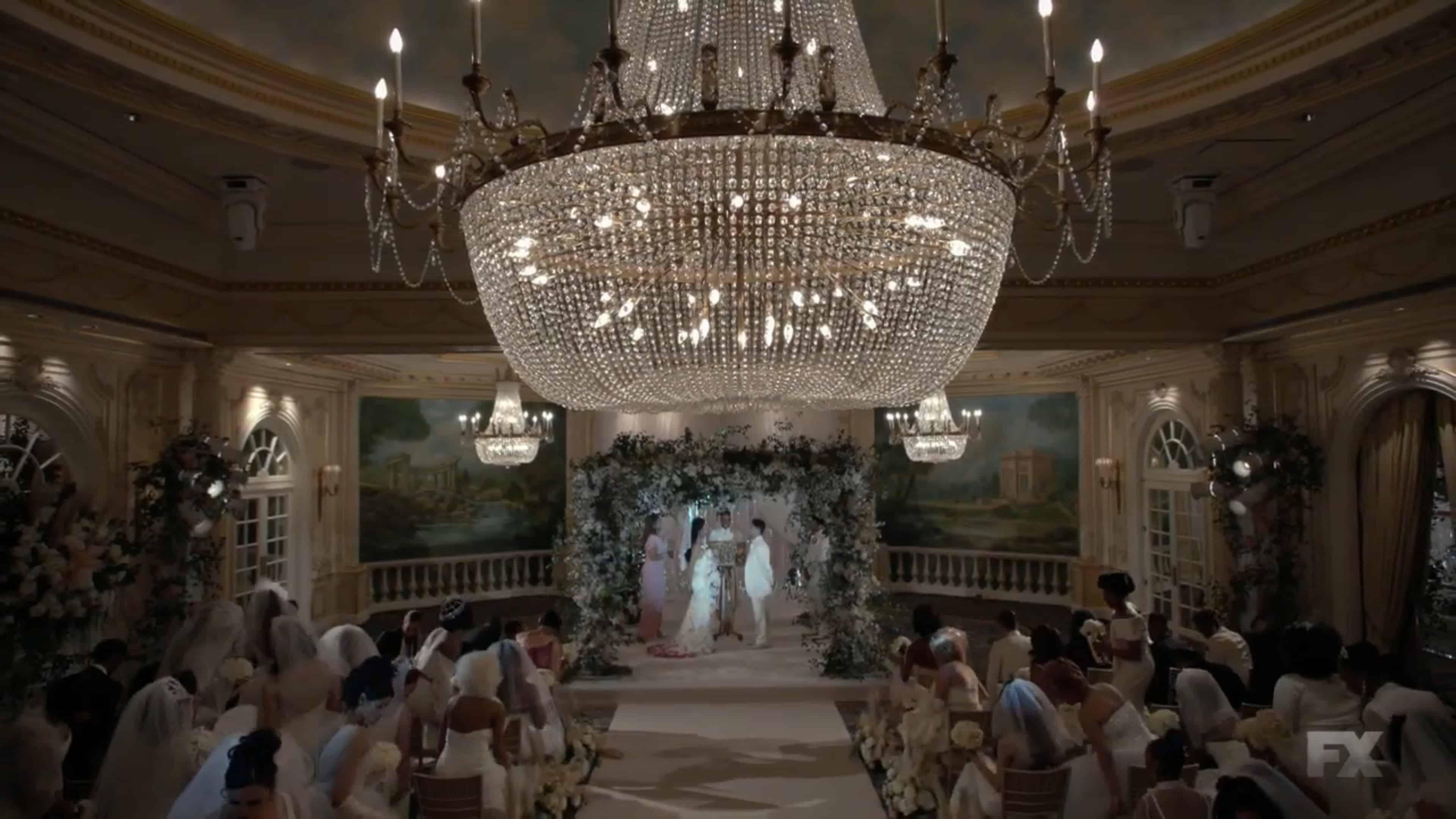 Angel and Esteban's Wedding