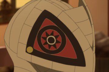 Gugu's helmet
