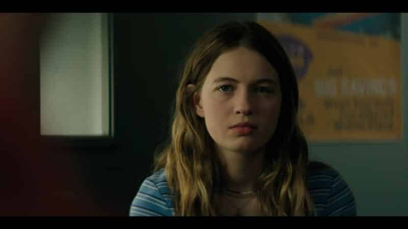 Heather (Olivia Welch) in Panic