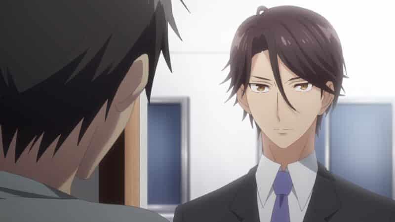 Issa showing up to Yoshida's door