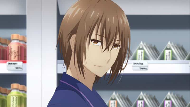 Yaguchi Kyouya, one of the guys Sayu slept with