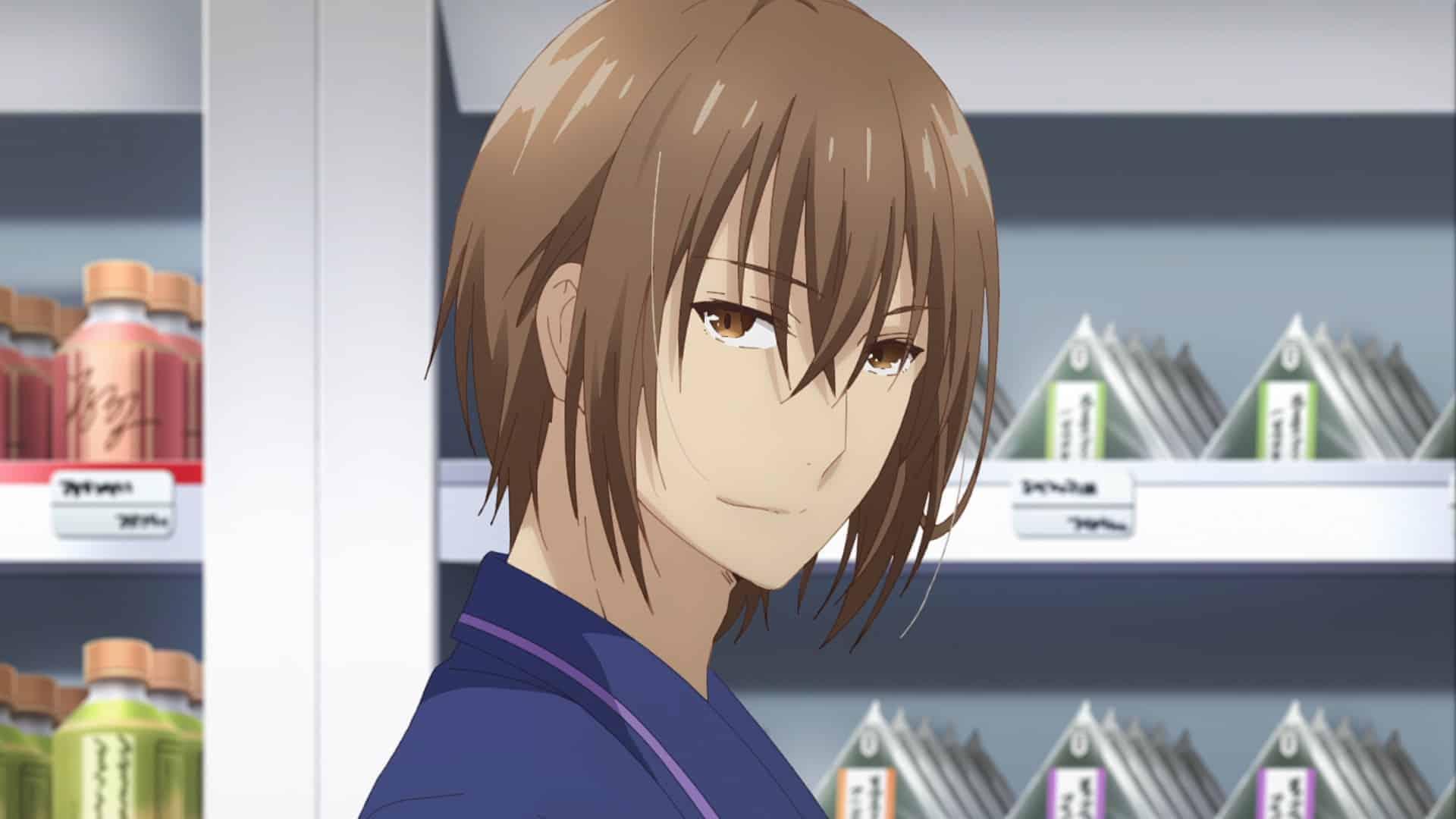 One of the guys Sayu slept with