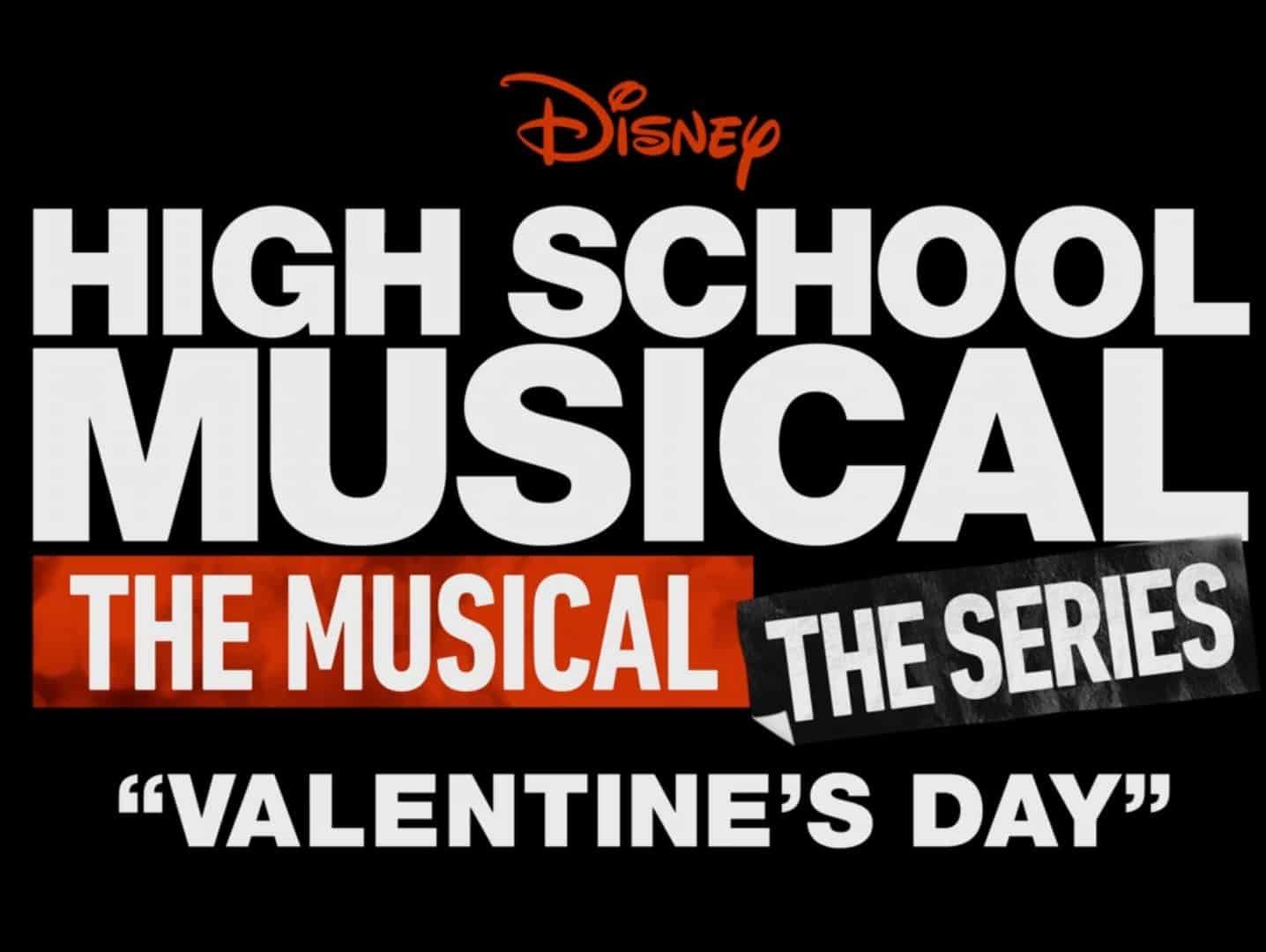 Title Card - High School Musical The Musical The Series Season 2 Episode 3